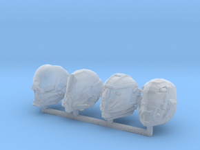MB_MCX Halo 4 Helmets 1 in Smooth Fine Detail Plastic