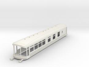o-87-cr-pullman-observation-coach in White Natural Versatile Plastic