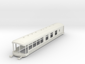 o-32-cr-pullman-observation-coach in White Natural Versatile Plastic