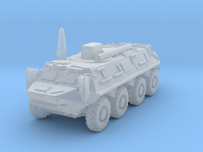 BTR-60 PU 1/285 in Smooth Fine Detail Plastic