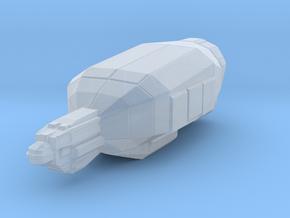 2700 Star Galleon class Star Wars in Smooth Fine Detail Plastic