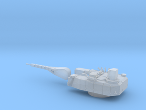 TURRET-LANCE-H0 in Smoothest Fine Detail Plastic