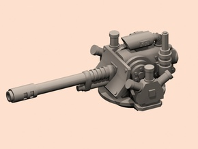 28mm APC compact unmanned turret in Gray PA12