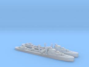 2pk I-class destroyer 1:1250 WW2 in Smoothest Fine Detail Plastic