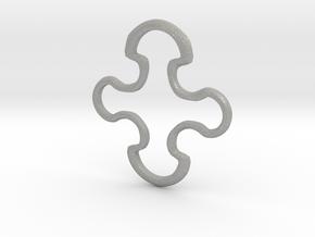 Arc Cross in Aluminum