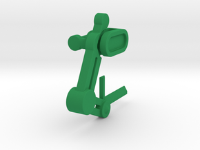 zeichenbrett lineal in Green Processed Versatile Plastic
