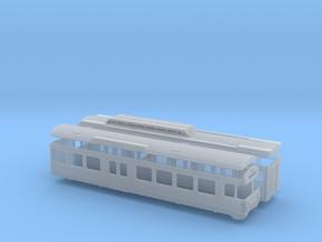 FART/FLP Be 4/8 in Smooth Fine Detail Plastic: 1:120 - TT