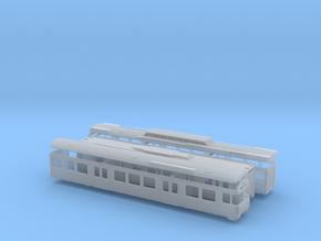 RBS/FLP Be 4/12 in Smooth Fine Detail Plastic: 1:120 - TT