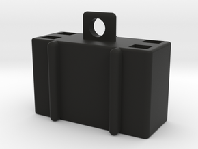 Reverse Light 4 Pin Switch Connector in Black Natural Versatile Plastic