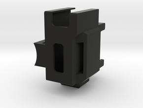 Robocup Tool Holder- Hilti PD42 version in Black Natural Versatile Plastic