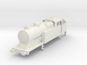 b-43-gcr-lner-a5-loco in White Natural Versatile Plastic