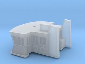Sydney Ferry Wheelhouse in Smooth Fine Detail Plastic