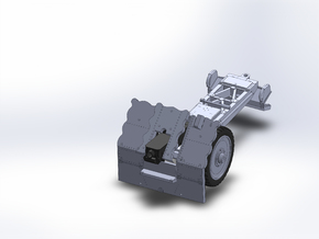 HO 7.5 cm leIG 18 in Smooth Fine Detail Plastic