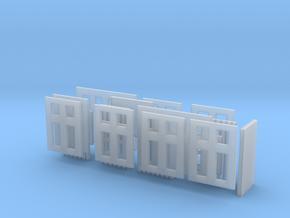 SB Doors & Windows in Smooth Fine Detail Plastic