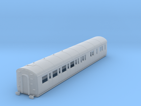 o-148fs-gwr-d95-rh-brake-3rd-coach in Smooth Fine Detail Plastic