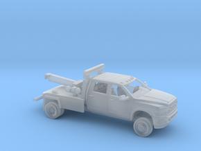 1/160 2020 Dodge Ram Crew Cab Wrecker Kit in Smooth Fine Detail Plastic