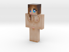 RealUNspeakable | Minecraft toy in Natural Full Color Sandstone