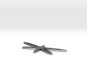 DragonflyBracelet in Polished Silver
