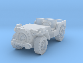 Airborne Jeep (recon) 1/160 in Smooth Fine Detail Plastic