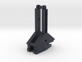 MLC300 encapsulated sheave frame in Black PA12