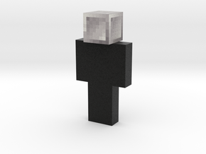 steel | Minecraft toy in Natural Full Color Sandstone