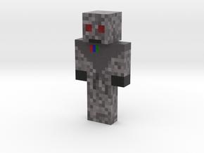 pmcskin3d-mcskin (4)   Minecraft toy in Natural Full Color Sandstone