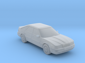 Rover 800 Vitesse Fastback in Smooth Fine Detail Plastic: 1:76 - OO