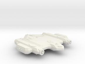 3125 Scale Orion War Destroyer Scout (DWS) CVN in White Natural Versatile Plastic