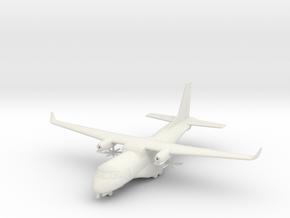 1/200 Airbus (CASA) C.295 in White Natural Versatile Plastic