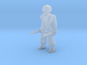 Fighter swords in Smoothest Fine Detail Plastic