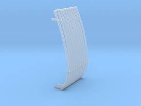 Sennebogen Maxcab Frontschutzgitter / front protec in Smooth Fine Detail Plastic: 1:50