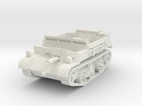 Carrier LP2 1/100 in White Natural Versatile Plastic