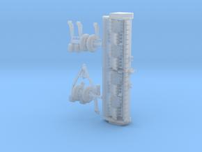 1/64 IH model 50 shredder kit in Smooth Fine Detail Plastic