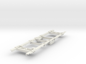 1:32 Class 25/3 chassis in White Natural Versatile Plastic