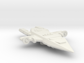 3788 Scale Orion Light Raider Scout CVN in White Natural Versatile Plastic