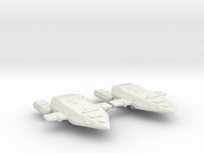 3125 Scale Orion Battle Raiders (2) CVN in White Natural Versatile Plastic