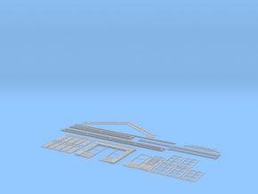 OviM02 - Modular city house N°1 in Smooth Fine Detail Plastic