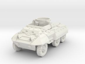 M20 Command Car early 1/87 in White Natural Versatile Plastic