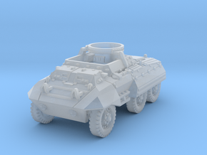M20 Command Car early 1/160 in Smooth Fine Detail Plastic