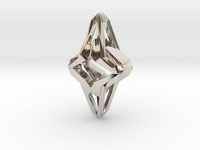 HEART TO HEART Heartsharp, Pendant in Platinum
