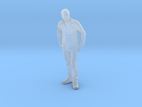 Printle C Homme 2829 - 1/87 - wob in Smooth Fine Detail Plastic