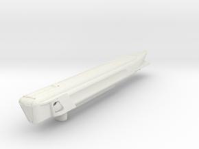 1000 TMP single engine in White Natural Versatile Plastic