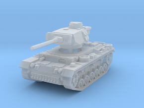 Panzer III L 1/220 in Smooth Fine Detail Plastic