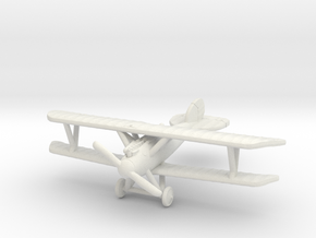 Albatros D.Va in White Natural Versatile Plastic: 1:200