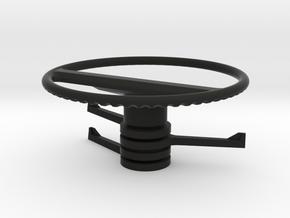 Lenkrad IFA L60 in Black Natural Versatile Plastic