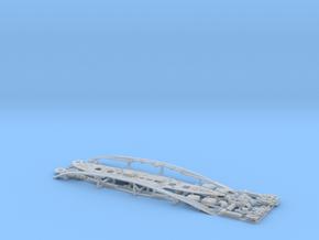 Battleship Viribus Unitis in Smoothest Fine Detail Plastic: 1:1250