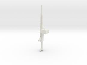 1:6 Miniature Sig Mg 710-3  in White Natural Versatile Plastic