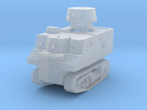 Bob Semple Tank 1/285 in Smoothest Fine Detail Plastic