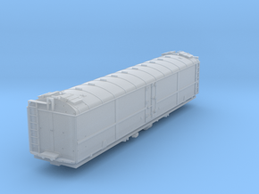 N-scale (1/160) PRR R50b Express Reefer Car w/o St in Smooth Fine Detail Plastic