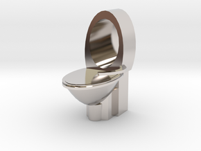 Toilet Classical Audio Aquipment(馬桶音響) in Platinum